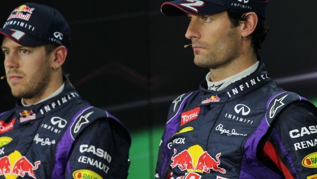 Red Bull Marc Webber japanese GP