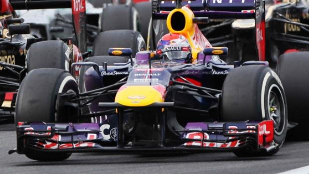 Red Bull Sebastian Vettel Korean GP