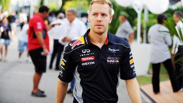 Red Bull Sebastian Vettel ready for Korean GP