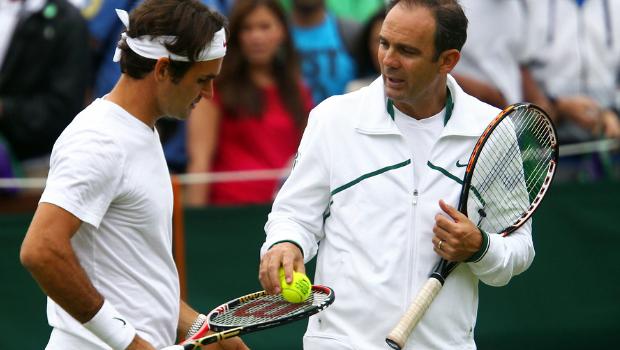 Roger Federer split with Paul Annacone