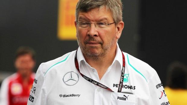 Ross Brawn Mercedes AMG F1 Team Principal