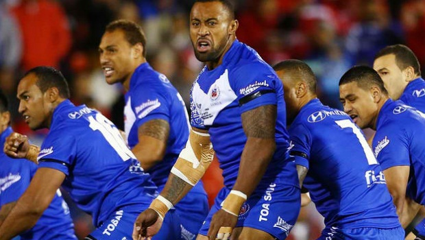 Roy Asotasi Samoa Rugby World Cup