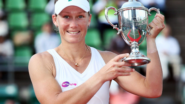 Sam Stosur WTA Japan Open