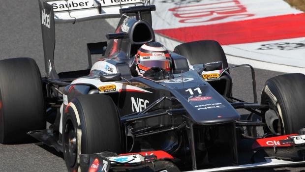 Sauber Nico Hulkenberg