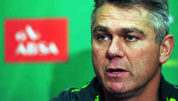 South Africa coach Heyneke Meyer rugby