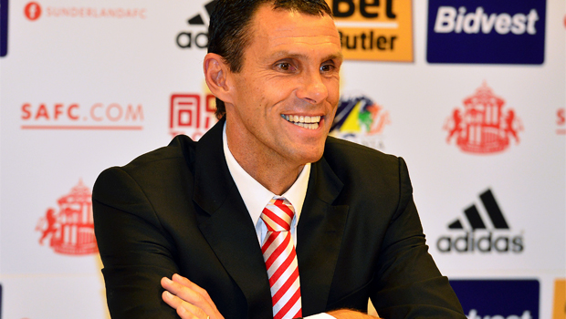 Sunderland new boss Gus Poyet