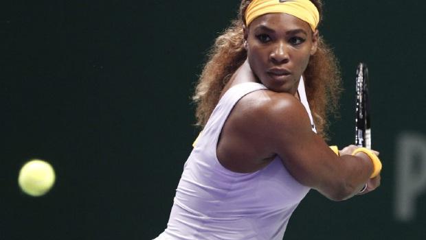 WTA Championships Serena Williams