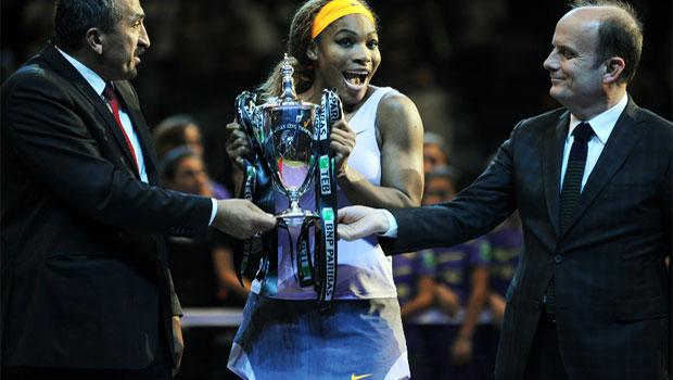 Womens Tennis Serena Williams WTA Championships