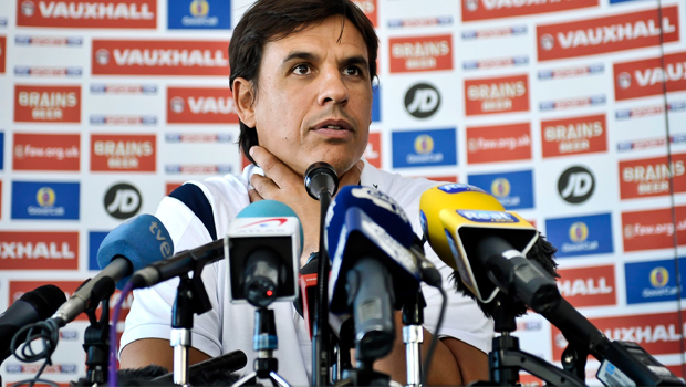 World Cup 2014 wales Chris Coleman