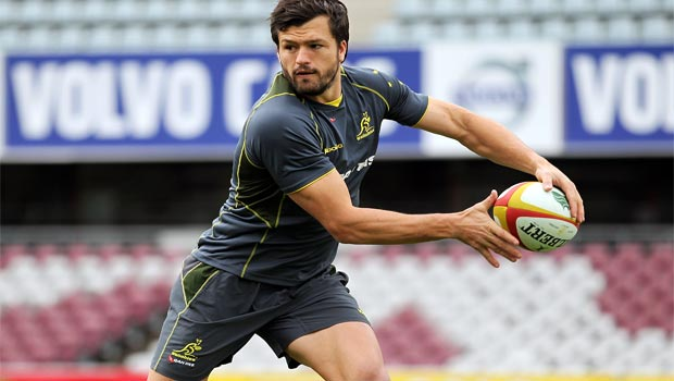 Adam Ashley-Cooper Australia rugby