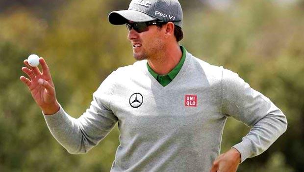 Adam Scott Austalian Masters Golf