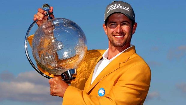 Adam Scott Australian Masters