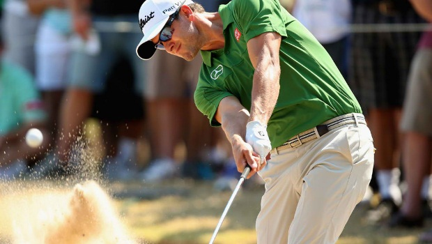 Adam Scott Australian PGA Championship