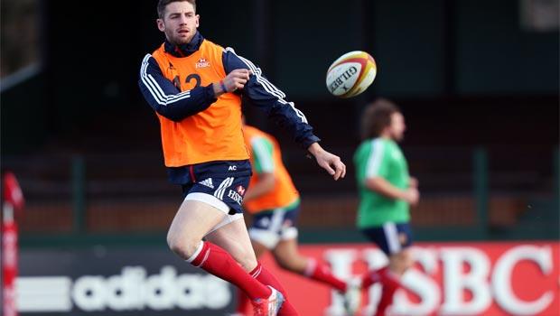 Alex Cuthbert wales rugby