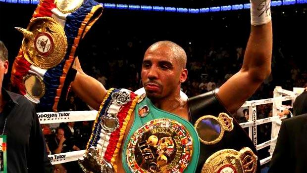 Andre Ward v Edwin Rodriguez Boxing