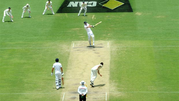 Australia v England Ashes Cricket