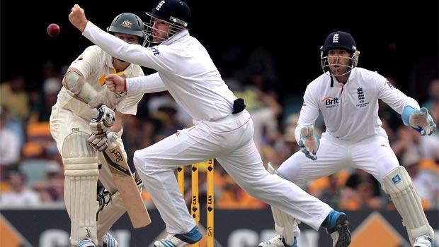 Australia v England Ashes