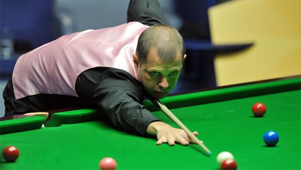 Barry Hawkins UK Championship snooker