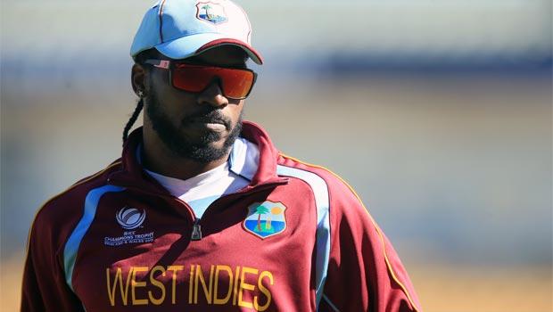 Chris Gayle West Indies
