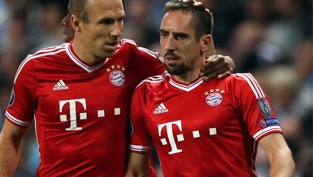 Franck Ribery Bayern Munich 2013 FIFA Ballon d Or