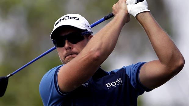 Henrik Stenson Dubai golf
