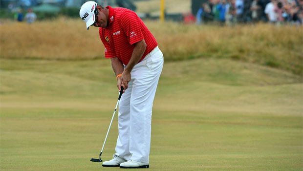 Lee Westwood Turkish Airlines Open golf
