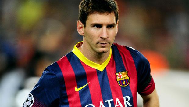 Lionel Messi barcelona 2 Goals