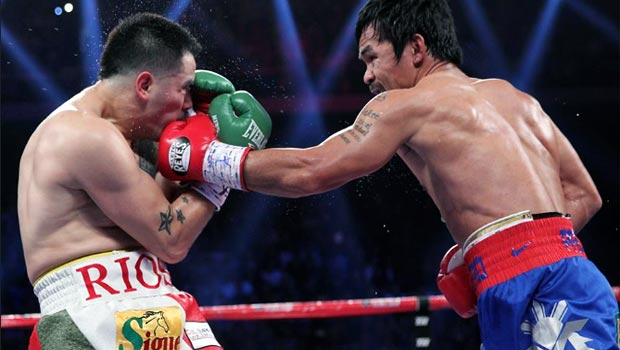 Manny Pacquiao win over rios