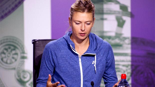Maria Sharapova Womens tennis