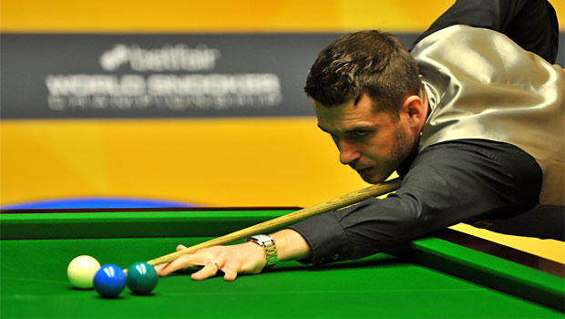 Mark Selby Champion of Champions Snooker