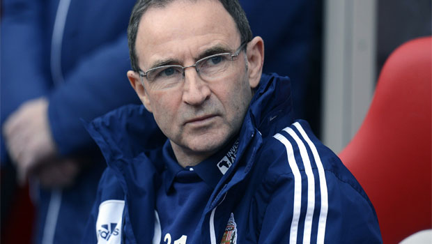 Martin ONeill new Republic of Ireland boss