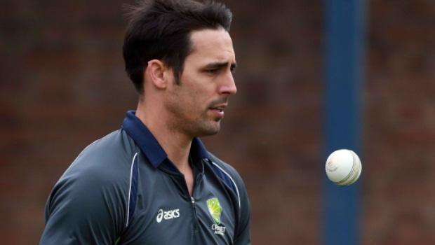 Mitchell Johnson Ashes Australia Cricket