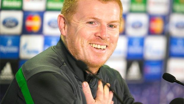 Neil Lennon Celtic boss