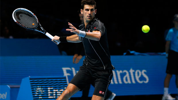 Novak Djokovic looking forward to Roger Federer ATP World Tour Finals