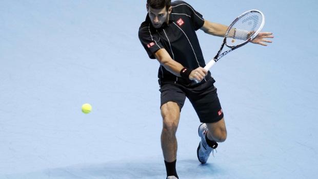 Novak Djokovic v Juan Martin Del Potro ATP World Tour Finals