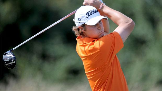 Peter Uihlein  first American winner of the Sir Henry Cotton Rookie of the Year