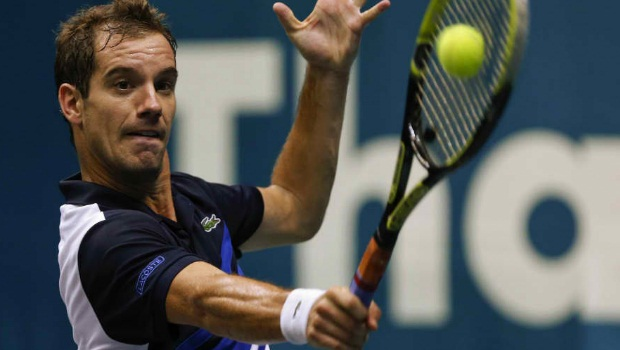 Richard Gasquet Paris Masters ATP