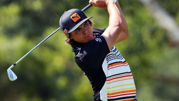 Rickie Fowler Australian PGA Championship golf