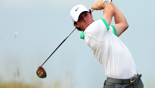 Rory McIlroy Australian Open