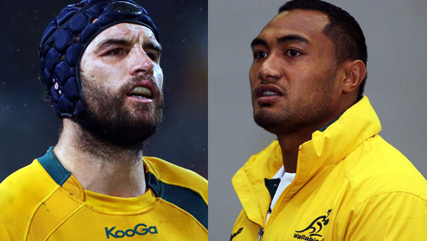 Scott Fardy and Sekope Kepu back for Australia v Ireland