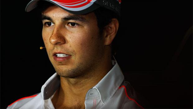 Sergio Perez McLaren United States Grand Prix