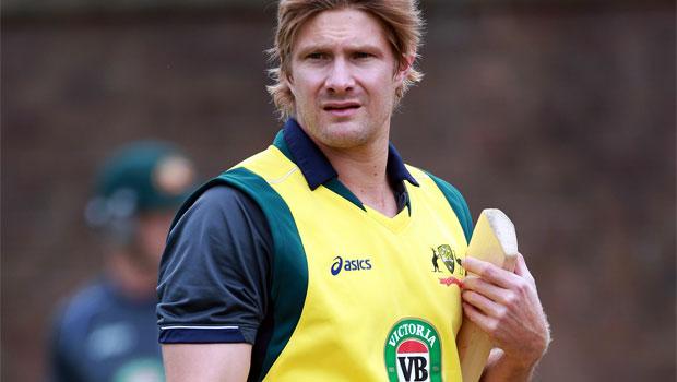 Shane Watson Australia all-rounder ashes