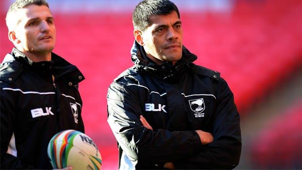 Stephen Kearney New Zealand coach