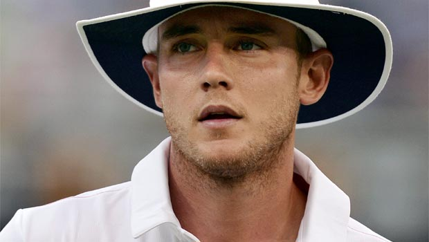 Stuart Broad England ashes cricket