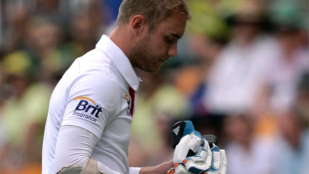 Stuart Broad heartbreaking to lose Jonathan Trott ashes