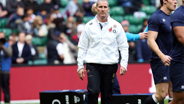 Stuart Lancaster Head coach England Rugby union