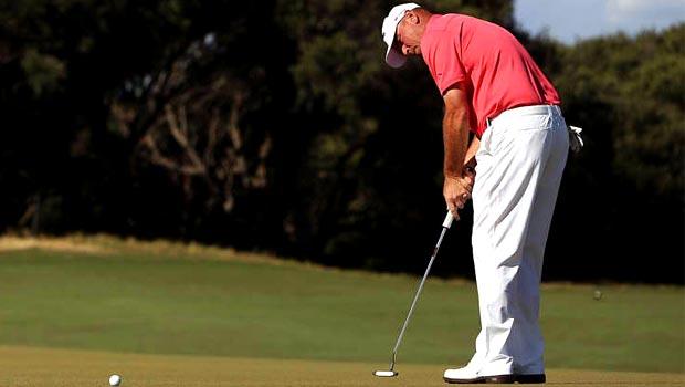 Thomas Bjorn World Cup of Golf