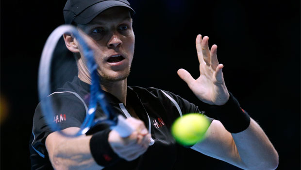 Tomas Berdych Davis Cup