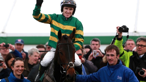 Tony McCoy Jockey Horse Racing