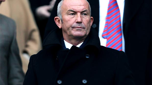 Tony Pulis New Manager Crystal Palace